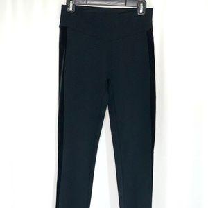 Spanx black Tuxedo skinny pants